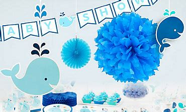 Hanging Home Decor Baby Shower Decorations For Boys Party City