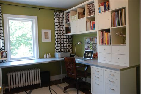 l shaped desk ikea home office transitional with area rug