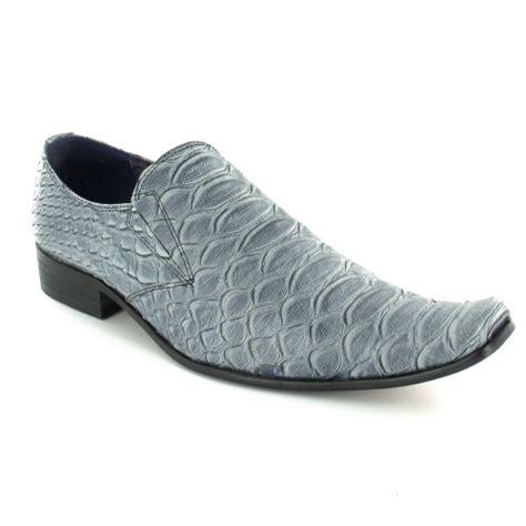 gucinari gucinari a0828 8 mens leather faux crocodile