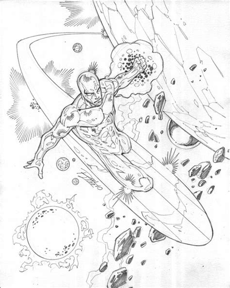 Silver Surfer vs Superman [READ] - Battles - Comic Vine