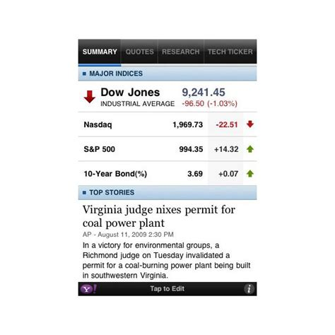 personal finance yahoo finance best ten free personal finance apps for iphone
