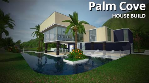 The Sims 3 House Building   Palm Cove (w/ Simified)   YouTube