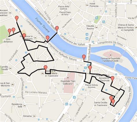 best walking tours in rome walking tour in trastevere delightfully italy
