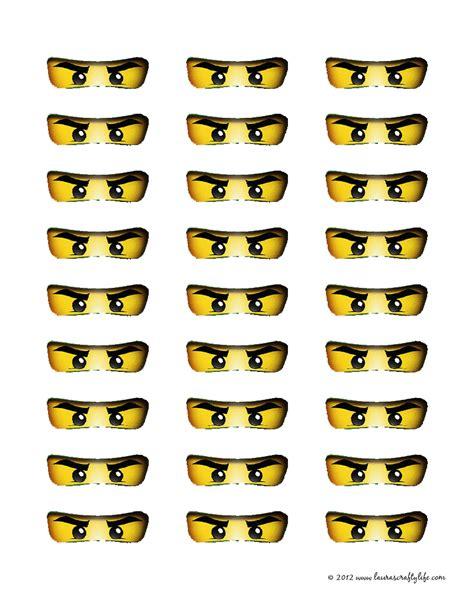 printable ninjago eyes for balloons printable ninjago eyes interesting pinterest eye