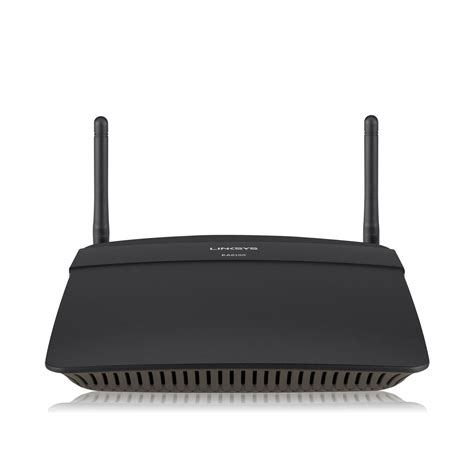 Router Smart linksys ea6100 ac1200 dual band smart wi fi router ea6100 b h