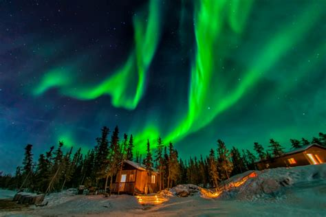 Interested In Seeing The Northern Lights Here Are 10 Places To Go See Lights