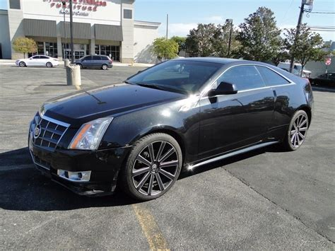 cadillac cts 2011 for sale powerfull 2011 cadillac cts performance repairable for sale