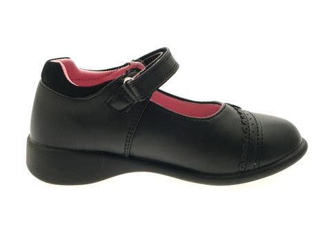 black school shoes size 4 chatterbox black school shoes tbar lights heel
