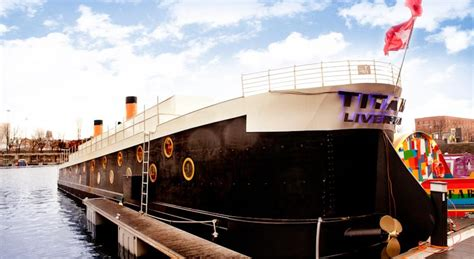 titanic boat area stay on the awesome titanic boat hotel 163 49 per night