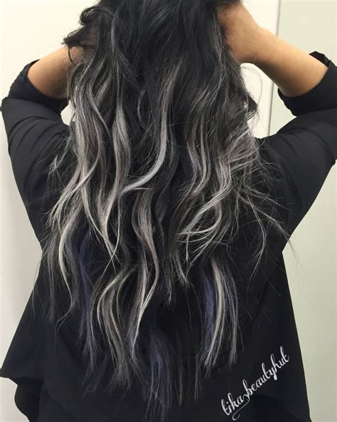 how to hightlight dark brown hair yourself 25 best ideas about black hair ombre on pinterest