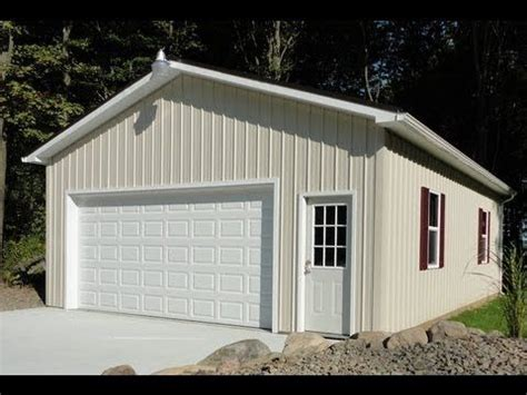 How To Build A Pole Shed Step By Step by Steps To Building A Pole Barn Woodworking Projects Plans