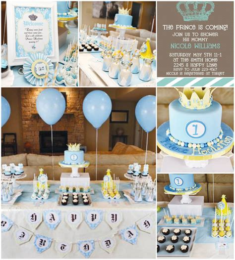 Boy Baby Shower Decoration Ideas by Top 5 Baby Shower Themes Ideas For Boy Baby Shower Ideas
