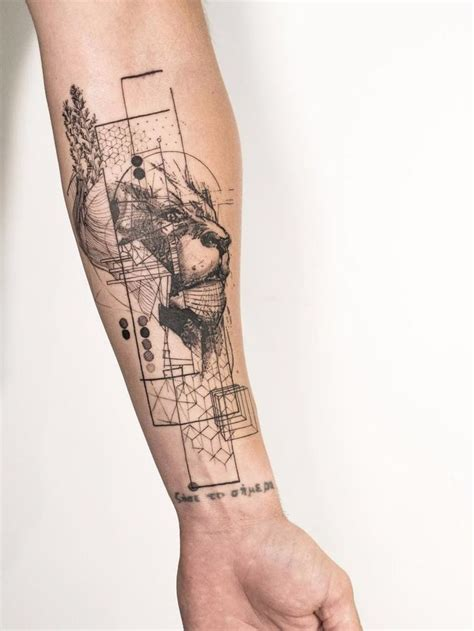 uk tattoo best 25 geometric ideas on