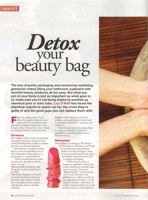 Detox Articles by Detox Health Magazine And Detox On