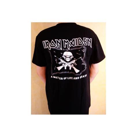T Shirt Kaos Iron Maiden A Matter Of 0504 Dear Aysha musikmachine