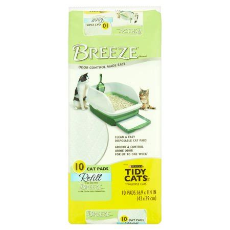 Cat Litter Pads - purina tidy cats cat pads refill for cats