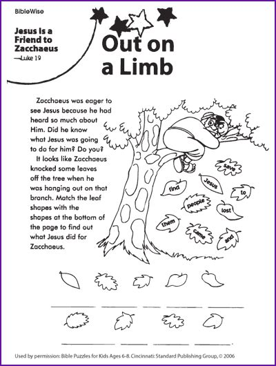 coloring pages story zacchaeus zaccheus activity sheet bible story zacchaeus pinterest