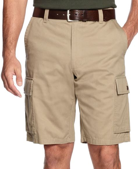 levis dockers jeans jackets shirts shorts men ladies dockers big and tall core cargo shorts in natural for men