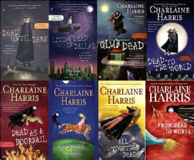The Harris Series Book One the southern mysteries series by charlaine harris