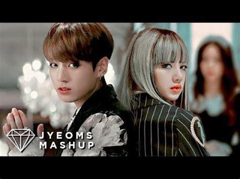 No Tears On Their Own Mashup by Bts Blackpink 피 땀 눈물 Blood Sweat Tears X 휘파람