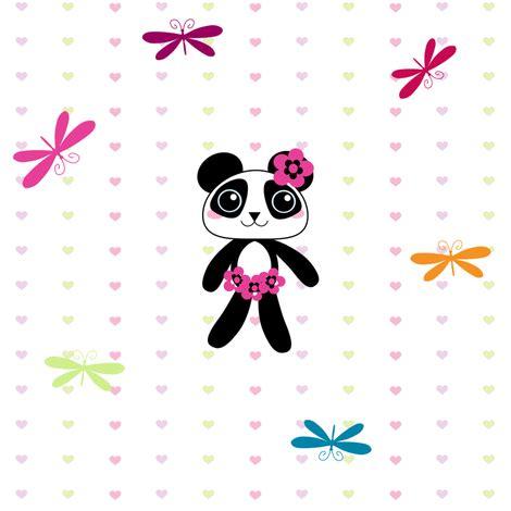 dance of the dragonflies! little panda © pinksodapop