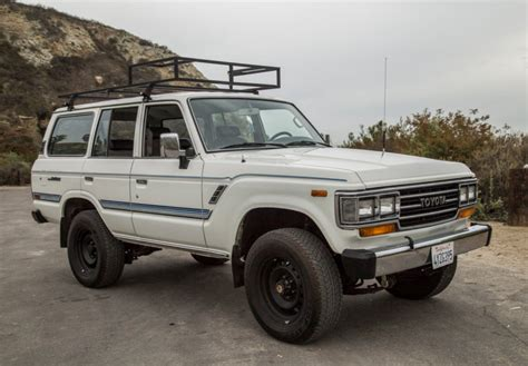 toyota land cruiser fj62 1989 toyota land cruiser fj62 for sale on bat auctions