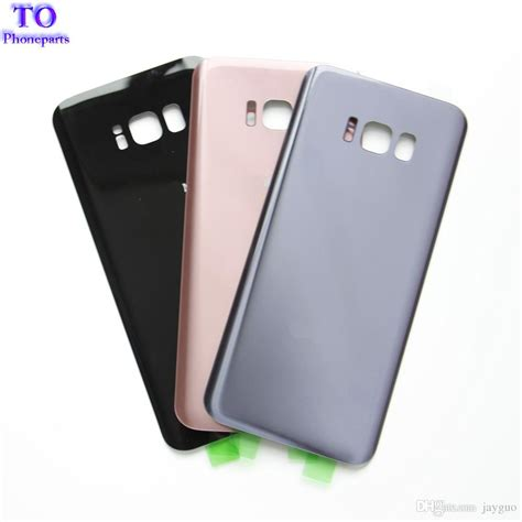 Blue Moon Flip For Galaxy S8 Plus G955 Mercury Goospery Original original battery door back housing cover glass cover for samsung galaxy s8 g950 s8 plus g955