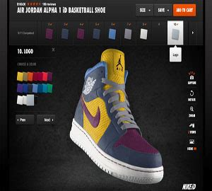 design jordans app design your own custom shoes mass customization