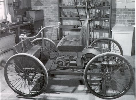 first car ever made by henry ford the first car a history of the automobile