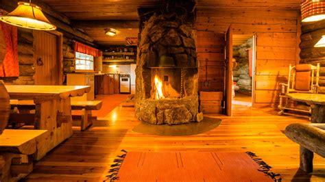 Resort Home Design Interior by The Exotic Hotel Kakslauttanen Finland