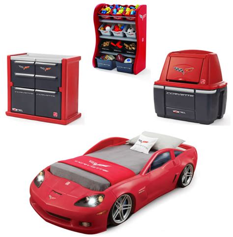 corvette bedroom set official chevrolet licensed merchandise apparel