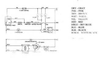 whirlpool wrn52 circuit diagram refrigerator