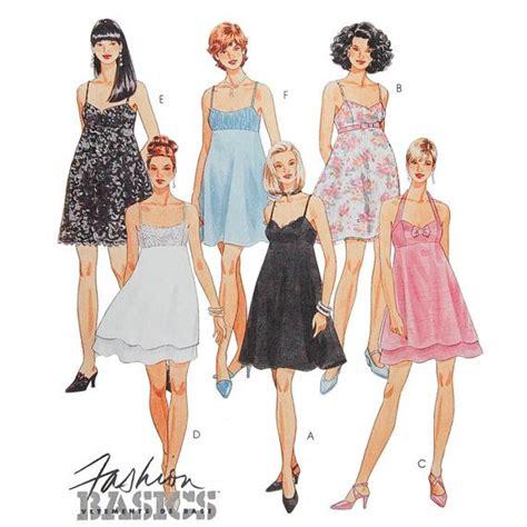 pattern dress babydoll women s babydoll dress sewing pattern empire waist dress