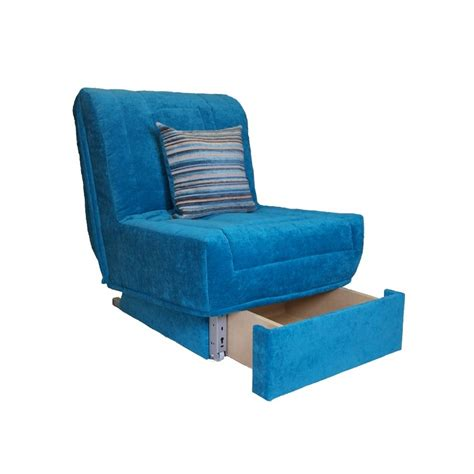 Clio Chair Bed Storage Chair Bed