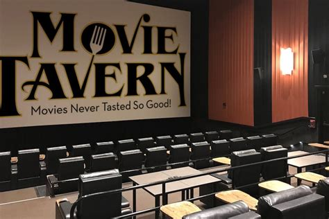 dine and recline dine and recline at little rock s new movie tavern