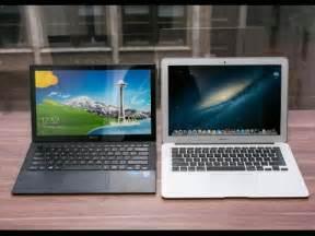 Macbook Pro Di Amerika xiaomi mi notebook air vs macbook air vs lenovo air 13 comparison