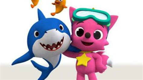 baby shark artinya apa ini cara pinkfong ciptakan karakter baby shark