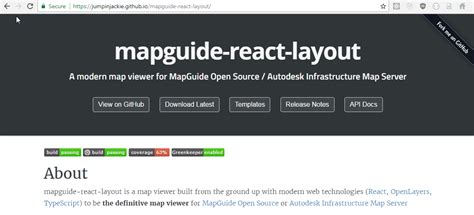 react layout exles the map guy de announcing mapguide react layout 0 9