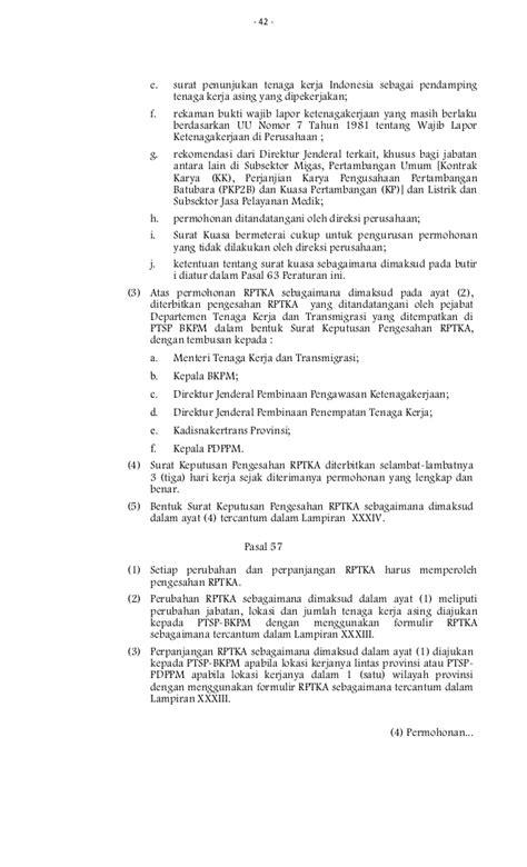 peraturan kepala bkpm no 12 tahun 2009 tentang pedoman