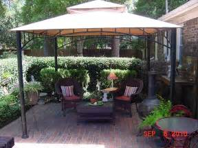 patio canopies and gazebos the happy homebody my patio canopy