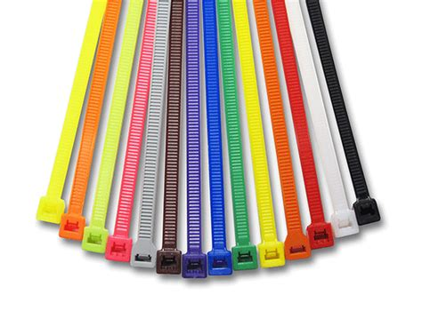 colored zip ties 4 quot colored cable tie kit