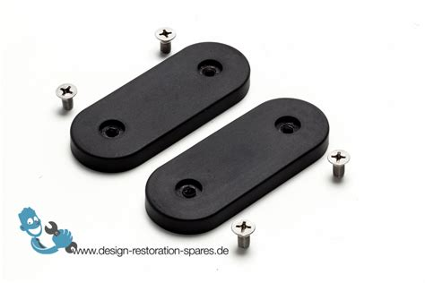 Eames Chair Shock Mounts shock mounts for eames lounge chair 670 armrest