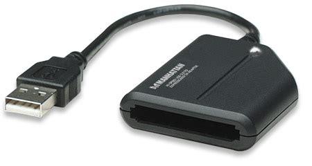 Expresscard Usb Adapter manhattan products hi speed usb to expresscard 34