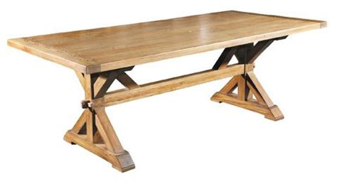 freds trestle dining table another world by bob timberlake pinterest the world s catalog of ideas