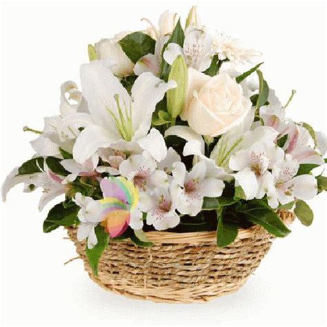 foto di fiori bianchi 17 migliori idee su composizioni di fiori bianchi su