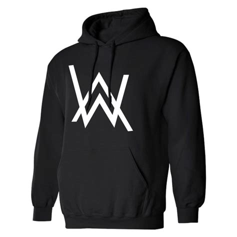 Hoodie Alan Walker Faded Smlxl winter fleece sweatshirt alan walker faded hoodie