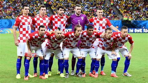 Kaos National Football Croatia 01 croatia send cameroon crashing out of world cup in a