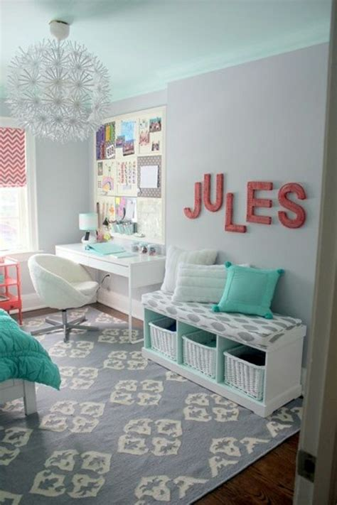 teenage room colors 50 stunning ideas for a teen girl s bedroom for 2018