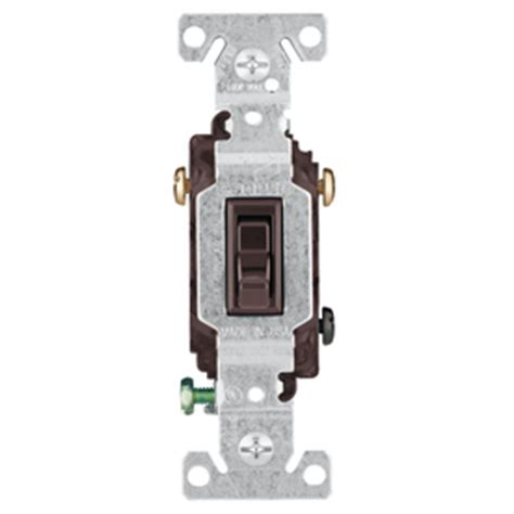 3 way l switch lowes shop cooper wiring devices 15 brown 3 way light switch