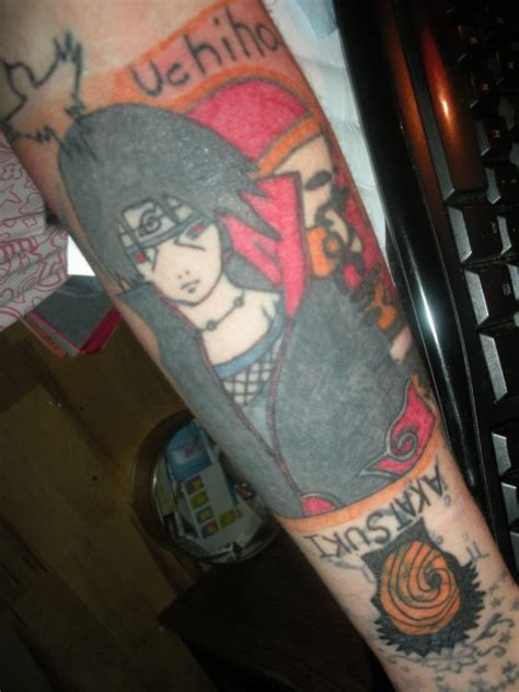 itachi tattoo the gallery for gt uchiha clan